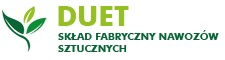 Duet nawozy -skład nawozów sztucznych Mobile Retina Logo